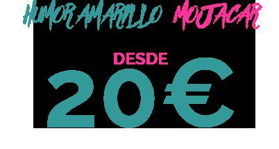 20€ HUMOR AMARILLO MOJACAR