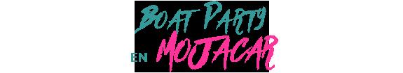 BOAT PARTY EN MOJACAR