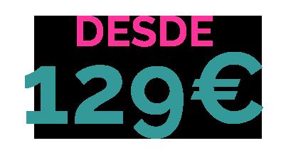 DESDE 129€ PACK 7