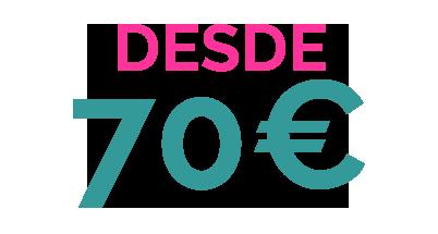 DESDE 70€ PACK 9