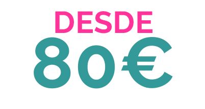 DESDE 80€ PACK 3